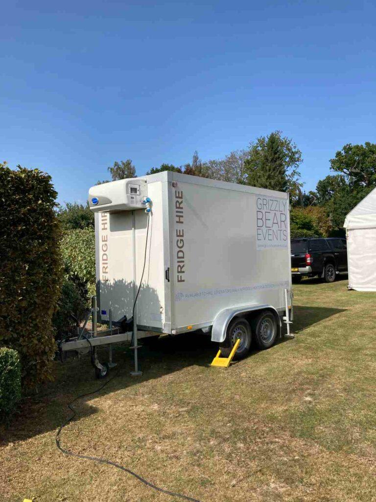 refrigerated trailer rental