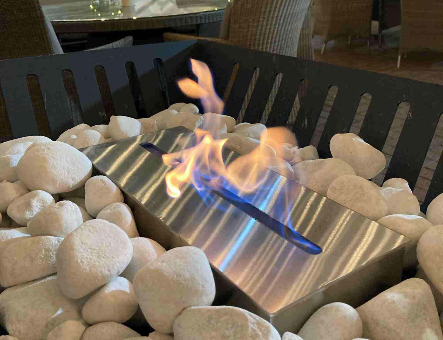 ethanol fire place pits