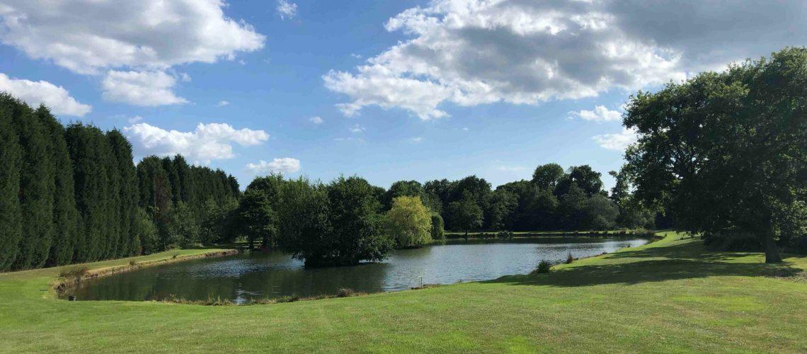 Spirit Lake, Surrey